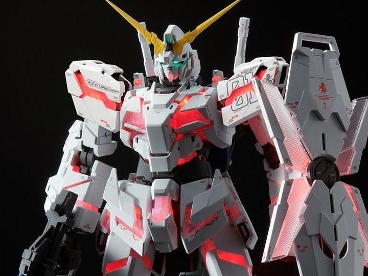 "Bandai 1/100 Unicorn Gundam (Ver.Ka) ""Gundam Unicorn"", Bandai Spirits MGEX"