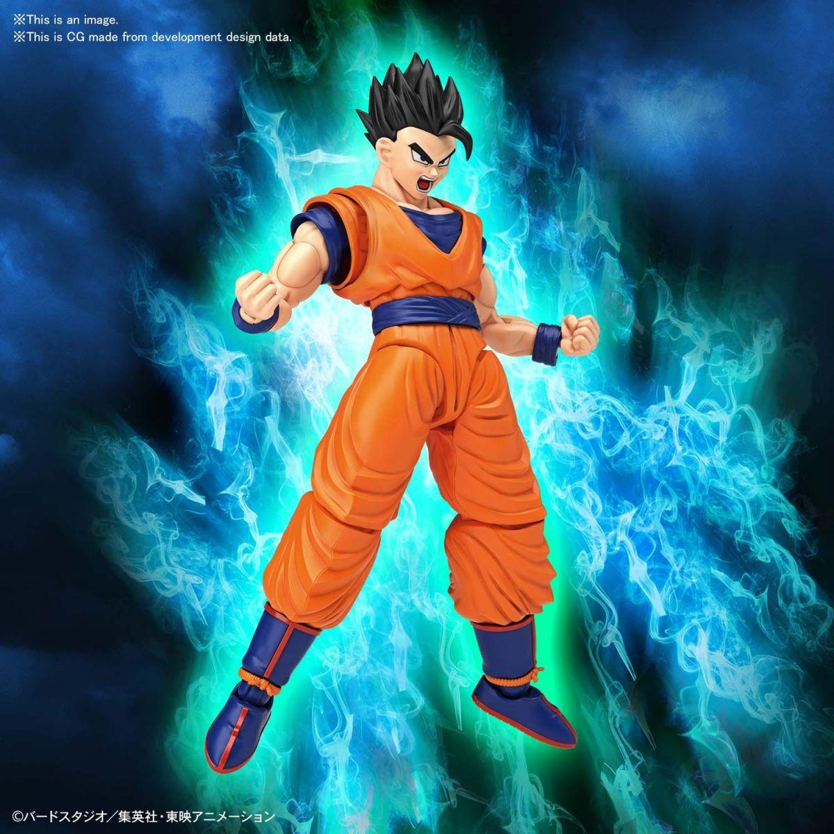 "Bandai Ultimate Son Gohan ""Dragon Ball Z"", Bandai Spirits Figure-rise Standard"