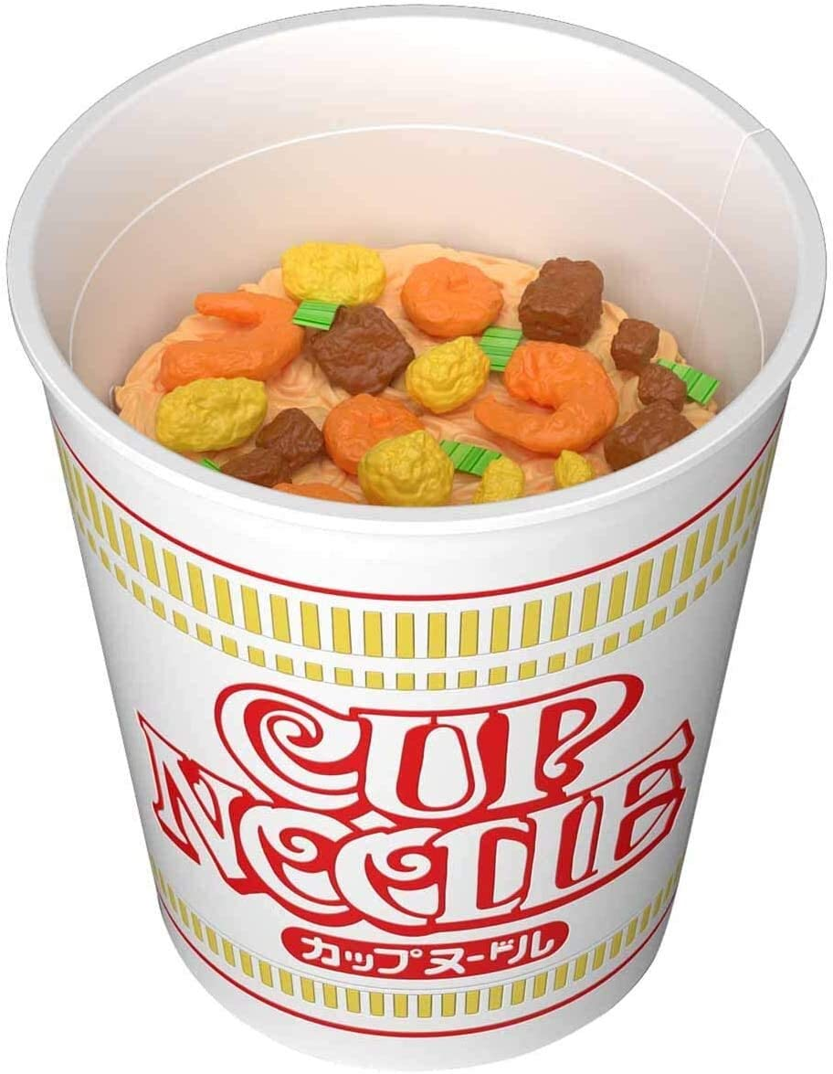 Bandai Spirits Best Hit Chronicle 1/1 Cup Noodle