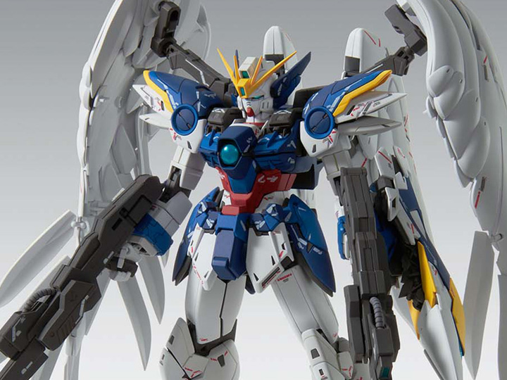 "Bandai Wing Gundam Zero (EW) Ver.Ka ""Endless Waltz"", Bandai Spirits MG 1/100"