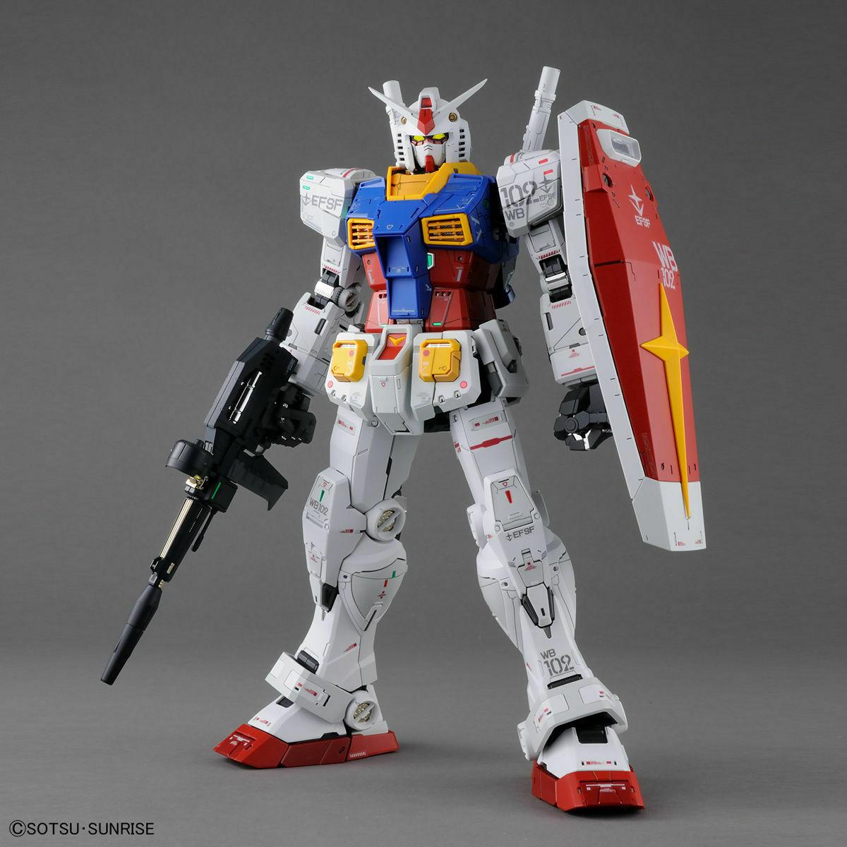 "Bandai 1/60 RX-78-2 Gundam ""Mobile Suit Gundam"", Bandai Hobby PG Unleashed"