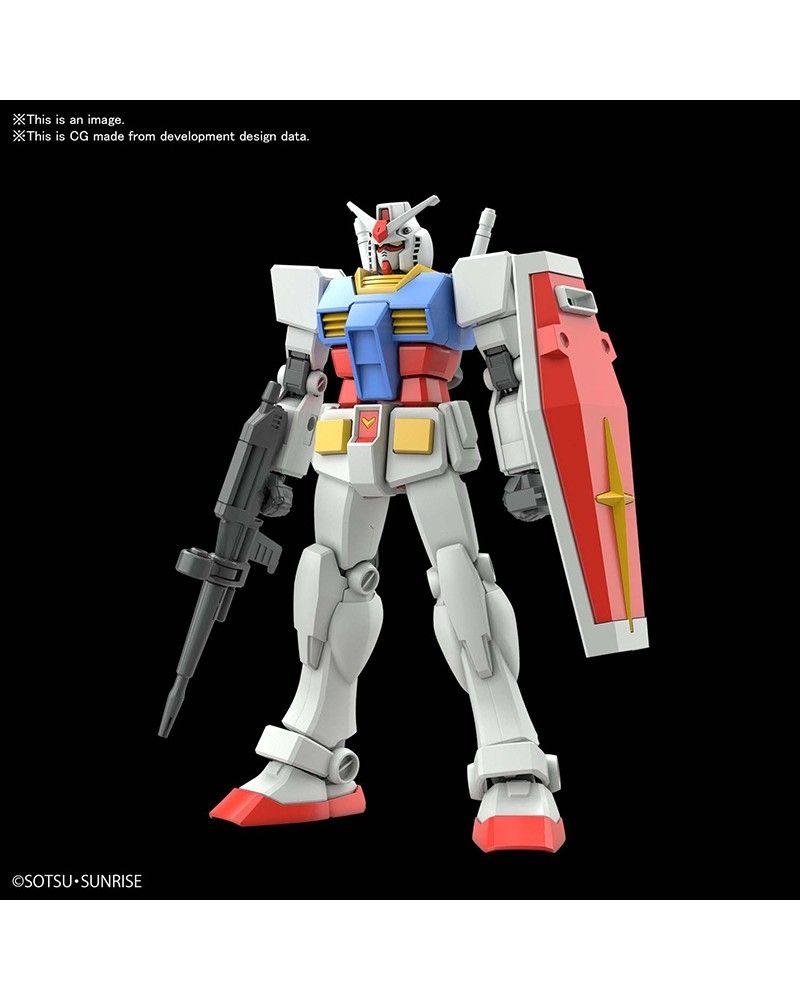 "Bandai 1/144 RX-78-2 Gundam ""Mobile Suit Gundam"", Bandai Spirits Entry Grade"