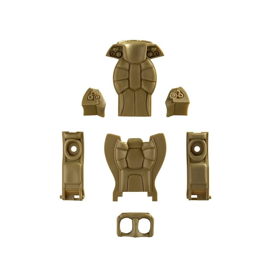 Brick Works Maschinen Krieger 1/20 SAFS/Raptor Interior Parts