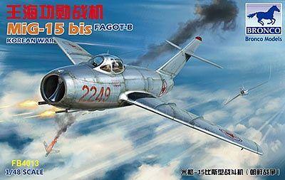Bronco Models 1/48 MiG-15 bis 'Fagot-B'