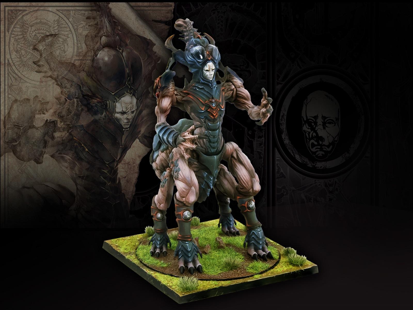 Conquest, Spires - Abomination (PBW1112)