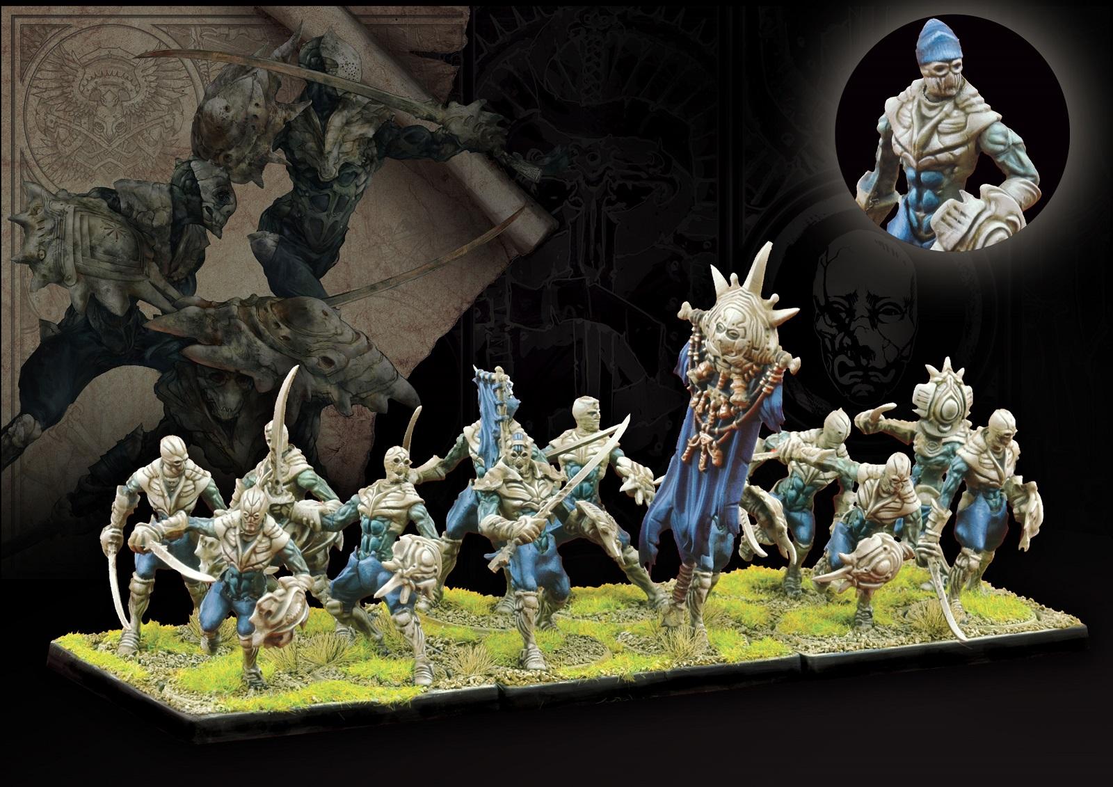 Conquest, Spires - Vanguard Clones (PBW1115)