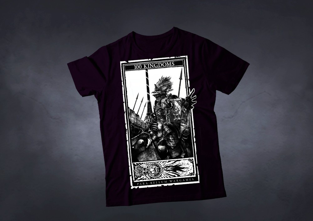 Conquest, Hundred Kingdoms - T-Shirt L (PBW8886)
