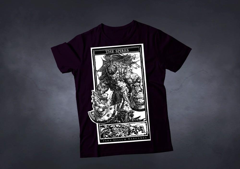 Conquest, Spires - T-Shirt L (PBW8890)