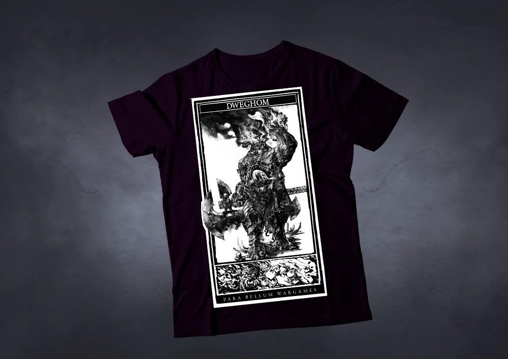Conquest, Dweghom - T-Shirt XL (PBW8895)