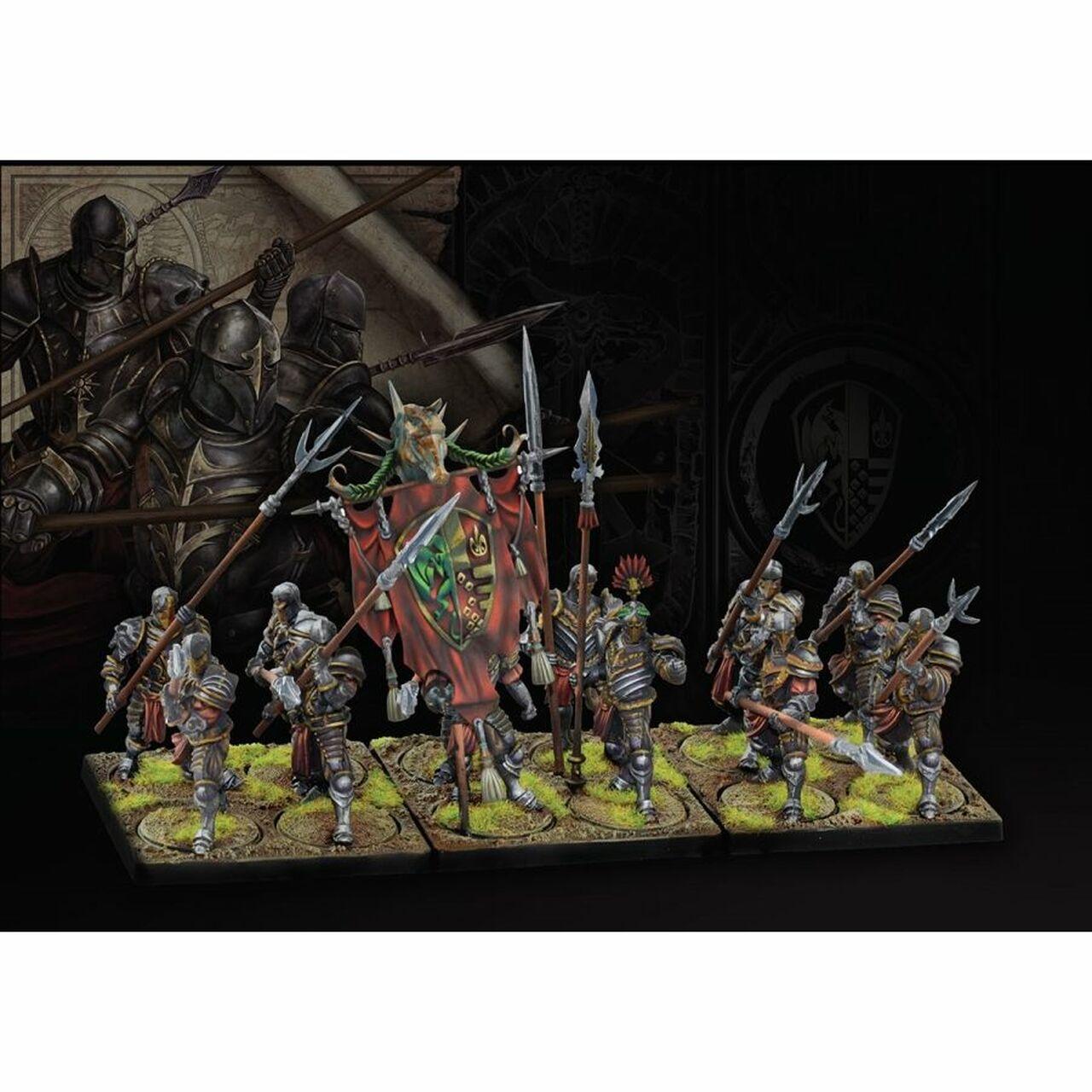 Conquest, Hundred Kingdoms - Gilded Legions (PBW2228)