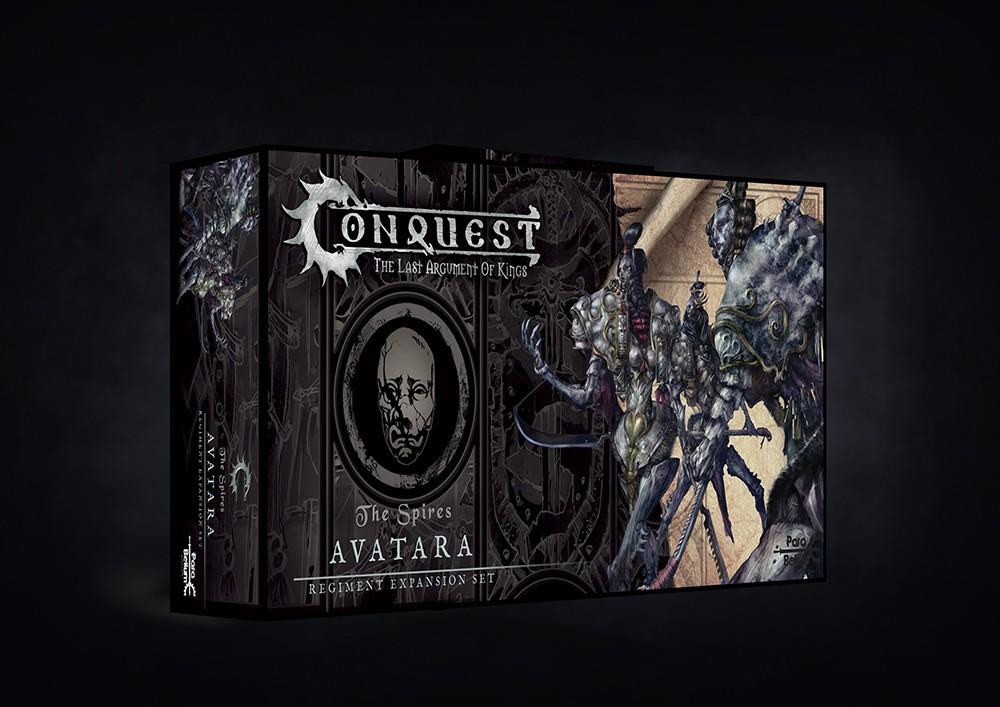 Conquest, Spires - Avatara (PBW1117)