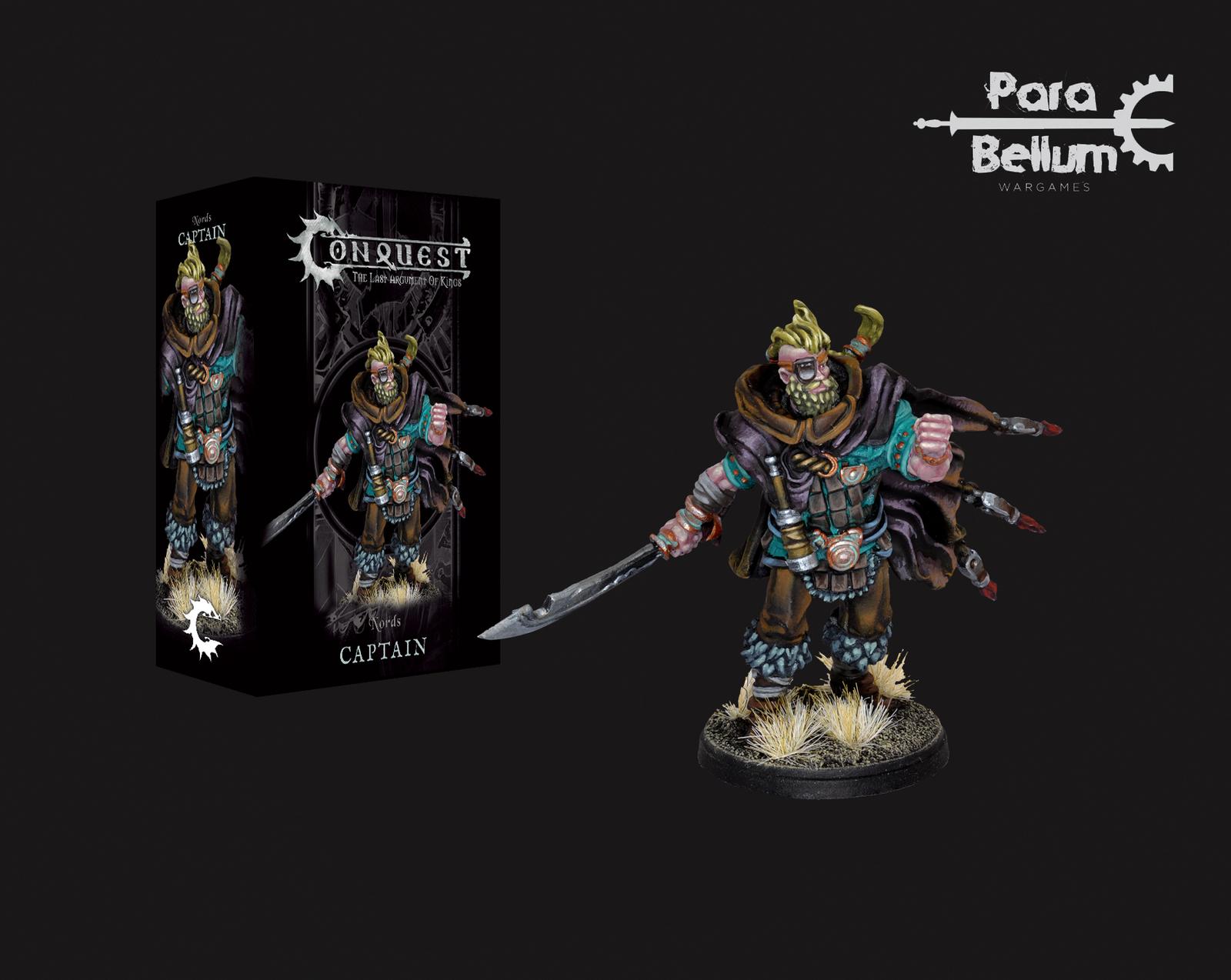 Conquest, Nords - Captain (PBW7414)
