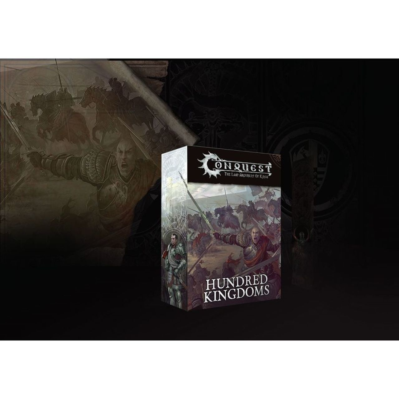 Conquest, Hundred Kingdoms - Army Card Sets (PBW8004)