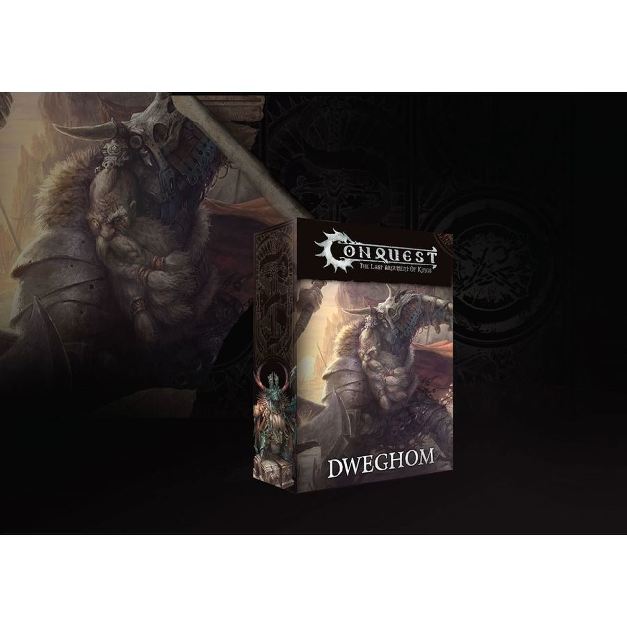 Conquest, Dweghom - Army Card Sets (PBW8007)