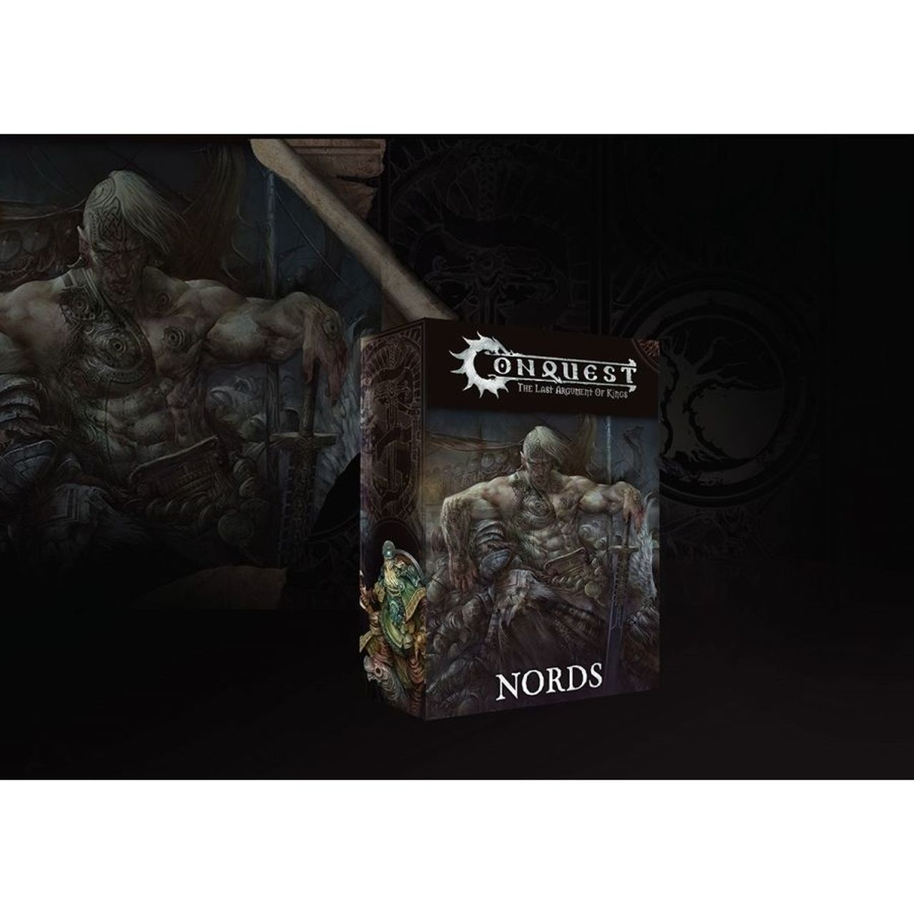 Conquest, Nords - Army Card Sets (PBW8008)