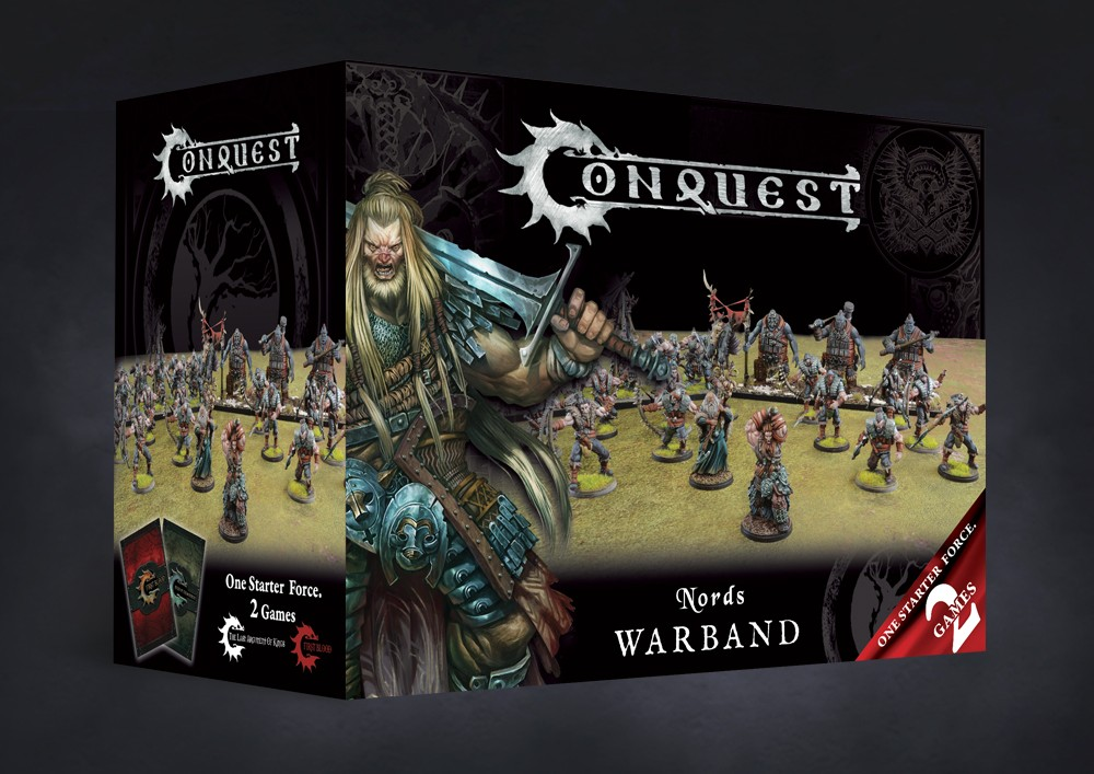 Conquest, Nords - Warband Set (PBW6043)