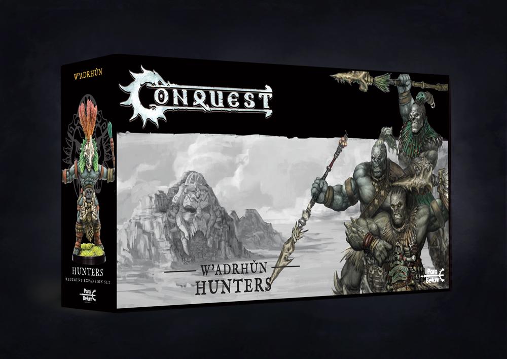 Conquest, W'adrhun -  Hunters (PBW9005)