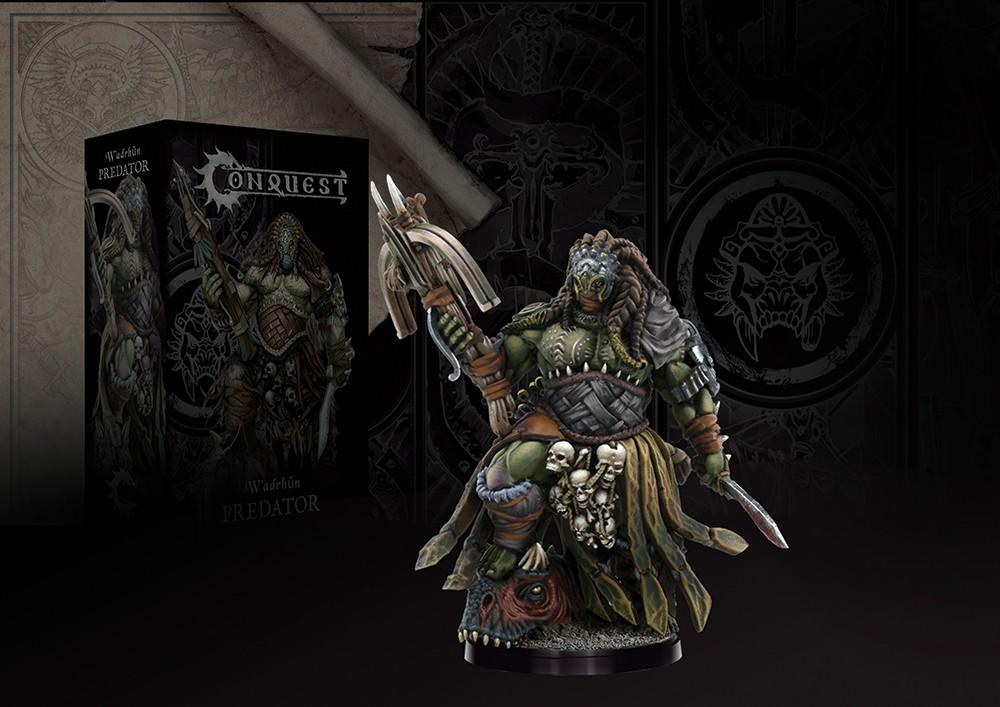 Conquest, W'adrhun - Predator (PBW7511)