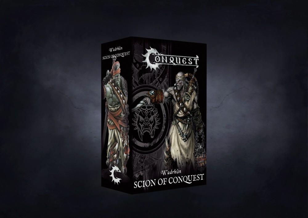 Conquest, W'adrhun - Scion of Conquest (PBW7512)