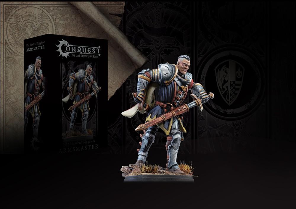 Conquest, Hundred Kingdoms - Armsmaster (PBW7228)