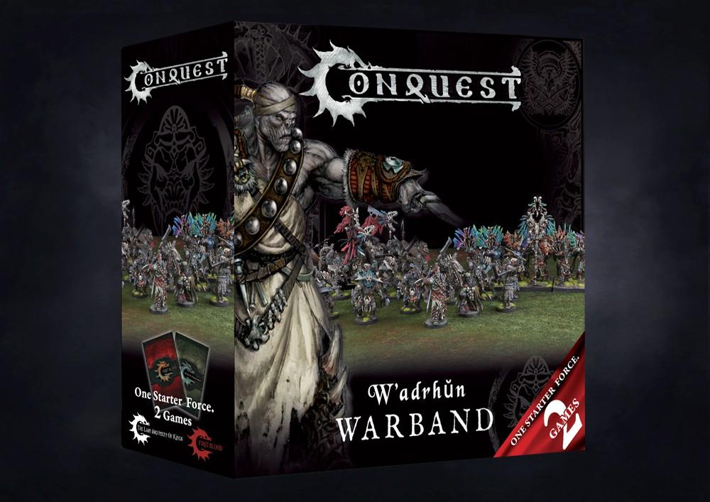 Conquest, W'adrhun - Warband Set (PBW6049)