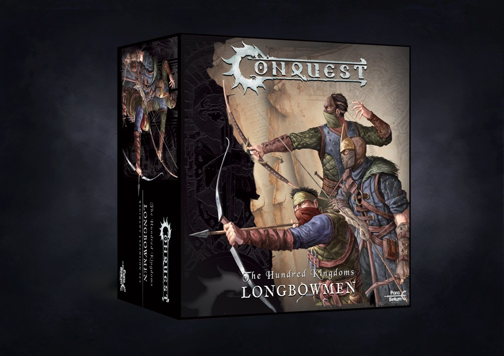Conquest, Hundred Kingdoms - Longbowmen (PBW2229)