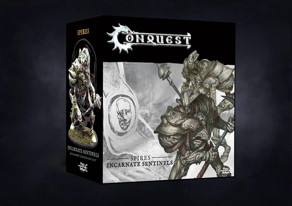 Conquest, Spires - Incarnate Sentinel (PBW1118)