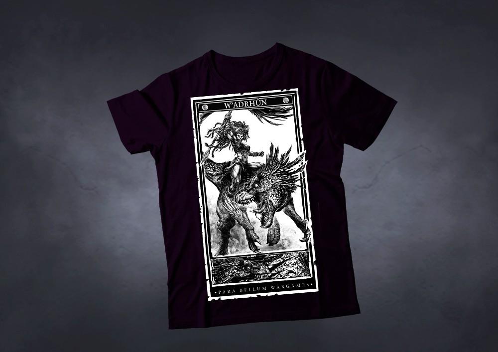 Conquest,  W'adrhun - T-Shirt Large (PBW8991)