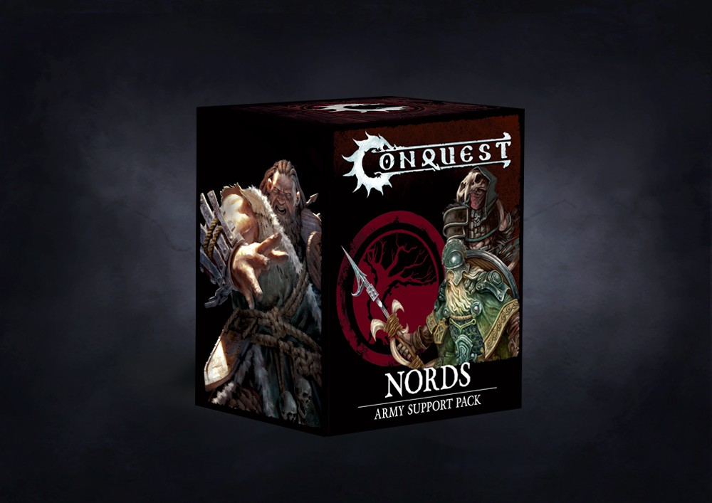Conquest, Nords - Army Support Packs Wave 2 (PBW8014)