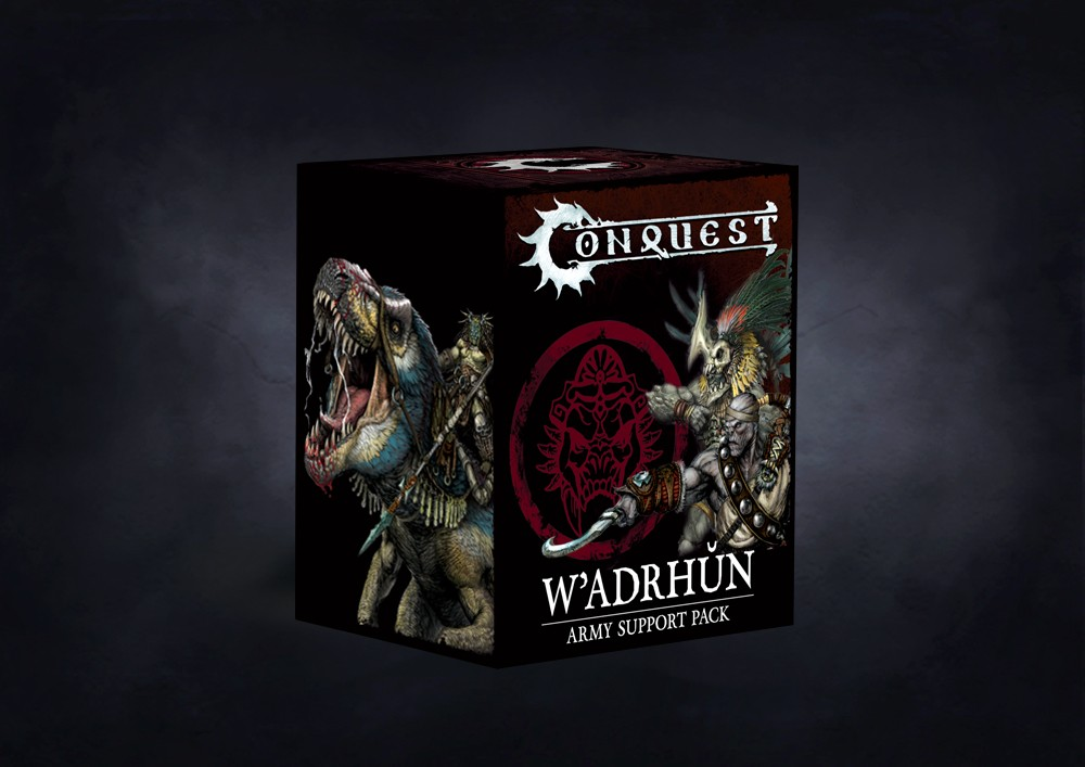 Conquest, W'adrhun - Army Support Packs (PBW8015)
