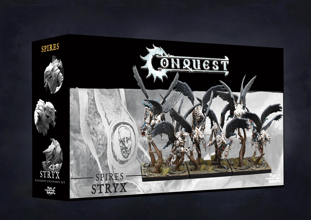 Conquest, Spires- Stryx (PBW1120)