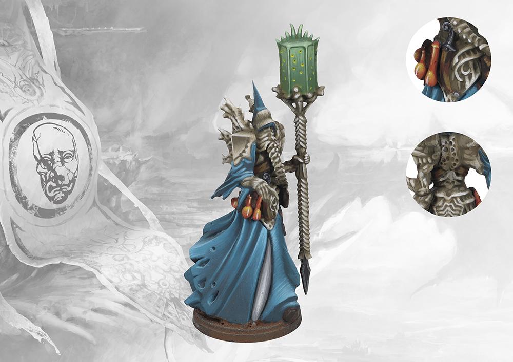 Conquest, Spires - Pheromancer (PBW7118)