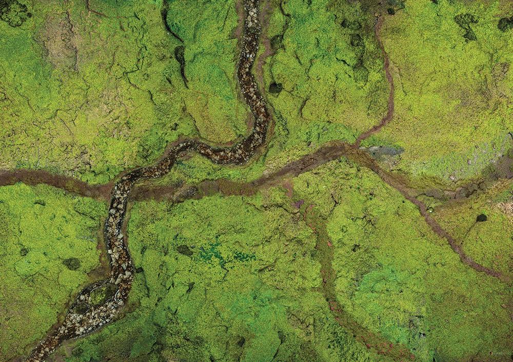 "Conquest, River Valley Mat, 44"" x 60"" (PBW8983)"