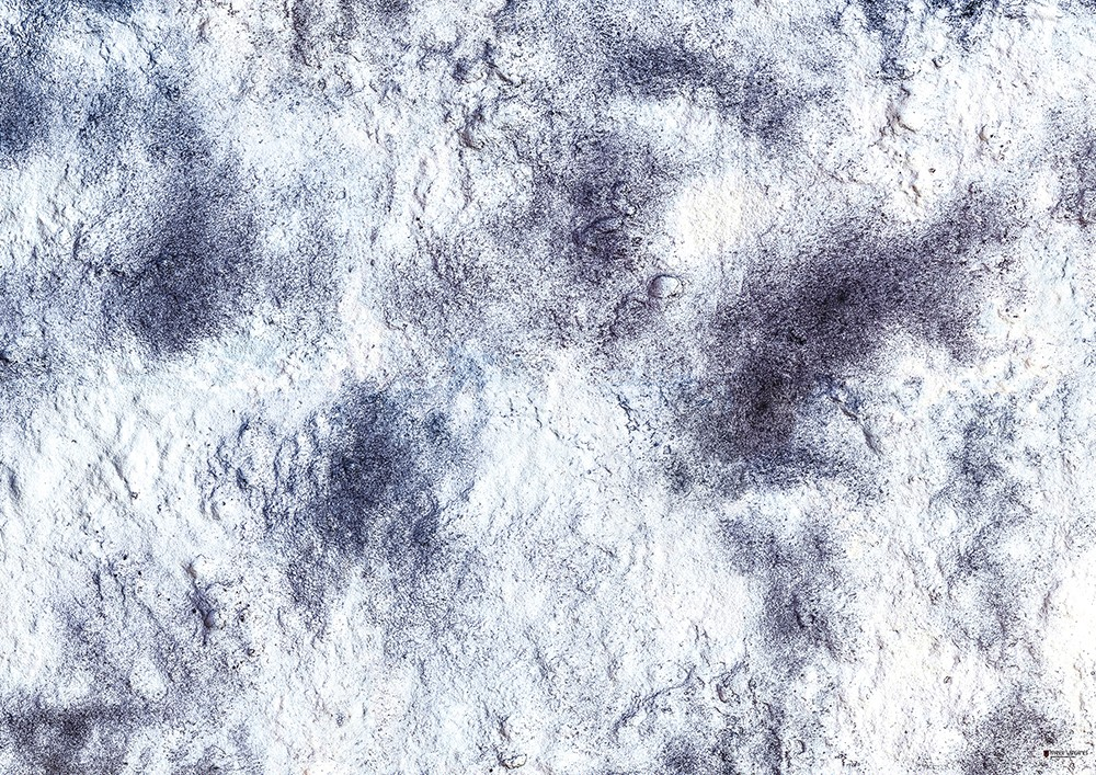 "Conquest, Snow Plain Mat, 48"" x 72"" (KWG18-64)"