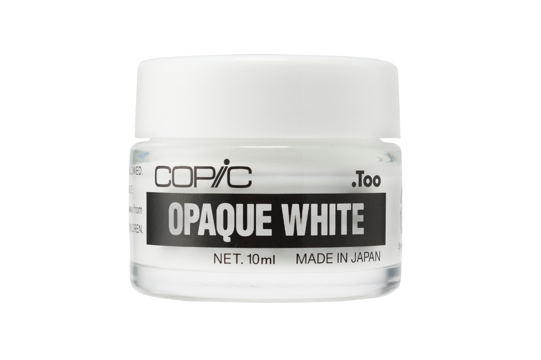 Copic Opaque White, 10mL