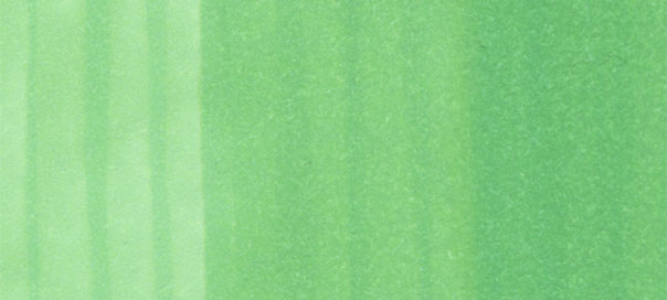 Copic Ciao Marker Greens, Spectrum Green G02 (4511338007891)