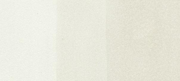Copic Ciao Marker Grays, Warm Gray W0 (4511338051481)