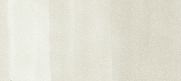 Copic Ciao Marker Grays, Warm Gray W1 (4511338011065)
