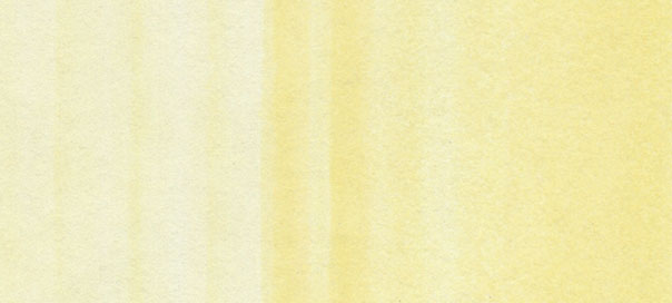 Copic Ciao Marker Yellows, Barium Yellow Y00 (4511338007785)