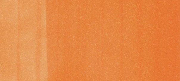 Copic Ciao Marker Yellow Reds, Light Orange YR02 (4511338007730)