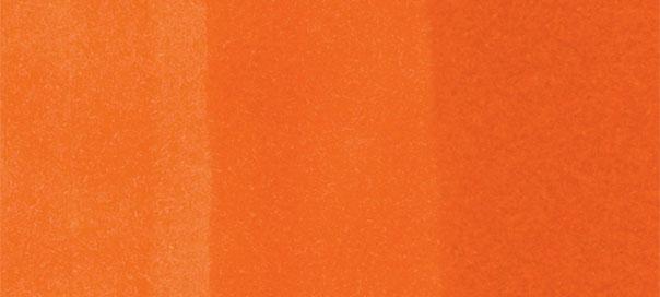 Copic Ciao Marker Yellow Reds, Cadmium Orange YR07 (4511338007778)
