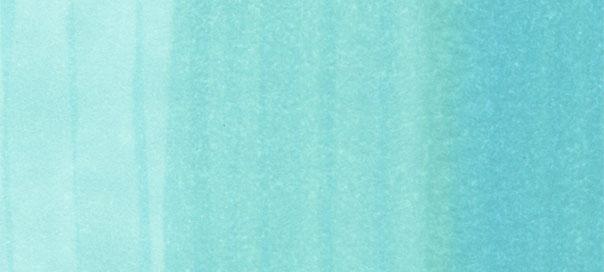 Copic Sketch Marker Blue Greens, Aqua Blue BG01 (4511338008485)