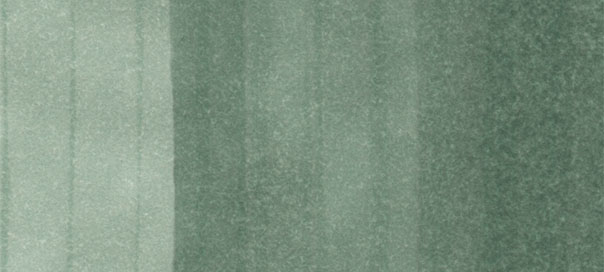 Copic Sketch Marker Blue Greens, Ice Ocean BG72 (4511338019856)
