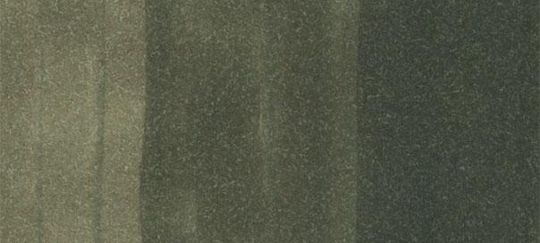Copic Sketch Marker Blue Greens, Bush BG96 (4511338008867)