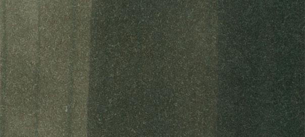 Copic Sketch Marker Blue Greens, Flagstone Blue BG99 (4511338007020)