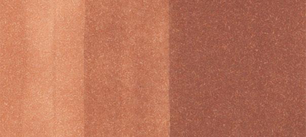 Copic Sketch Marker Earths, Caribe Cocoa E25 (4511338007044)