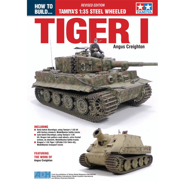 DooLittle Media, How to Build 1/35 Tamiya's Steel Wheeled Tiger