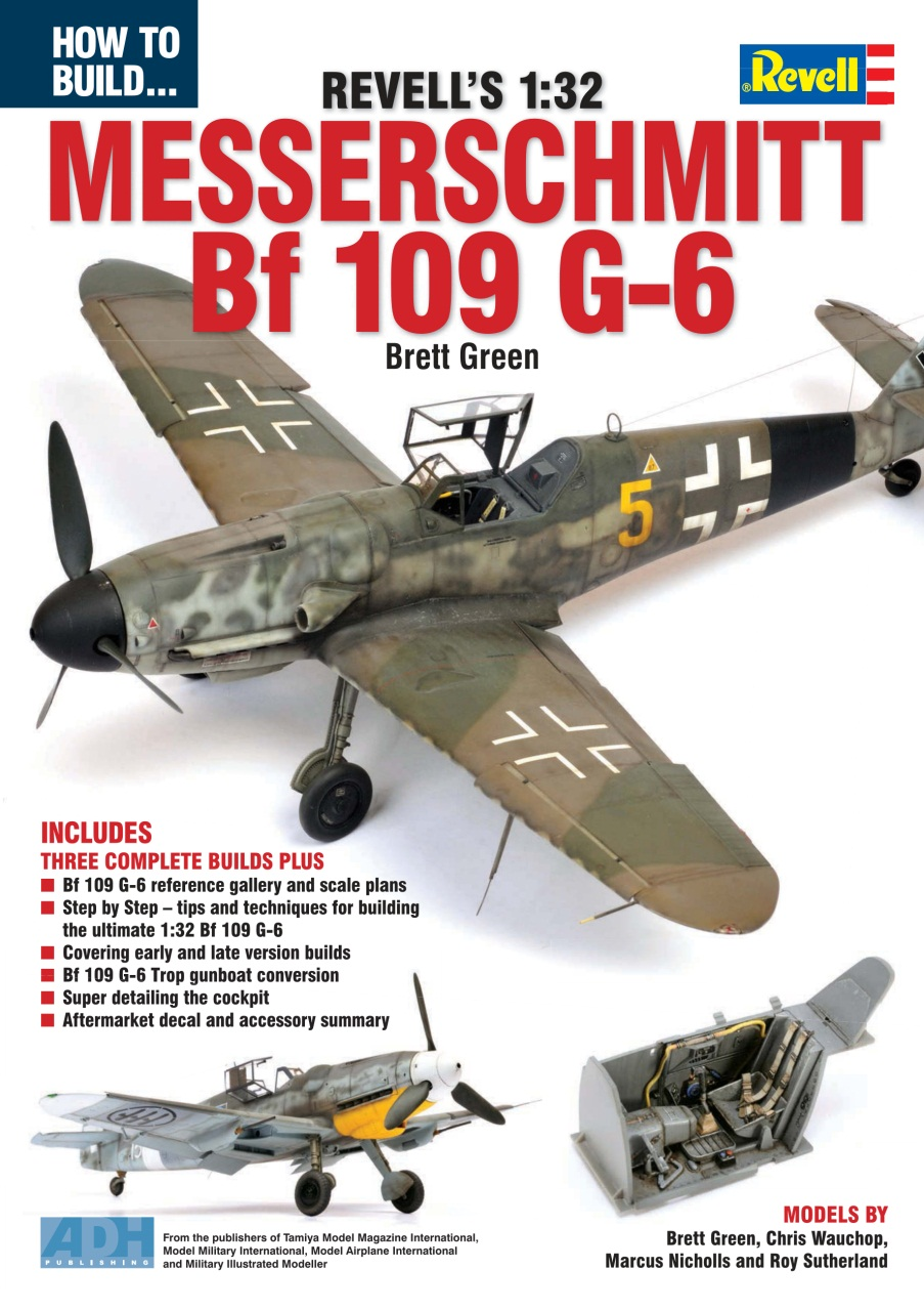 DooLittle Media, How to Build Revell's 1:32 Messerschmitt BF109 G6
