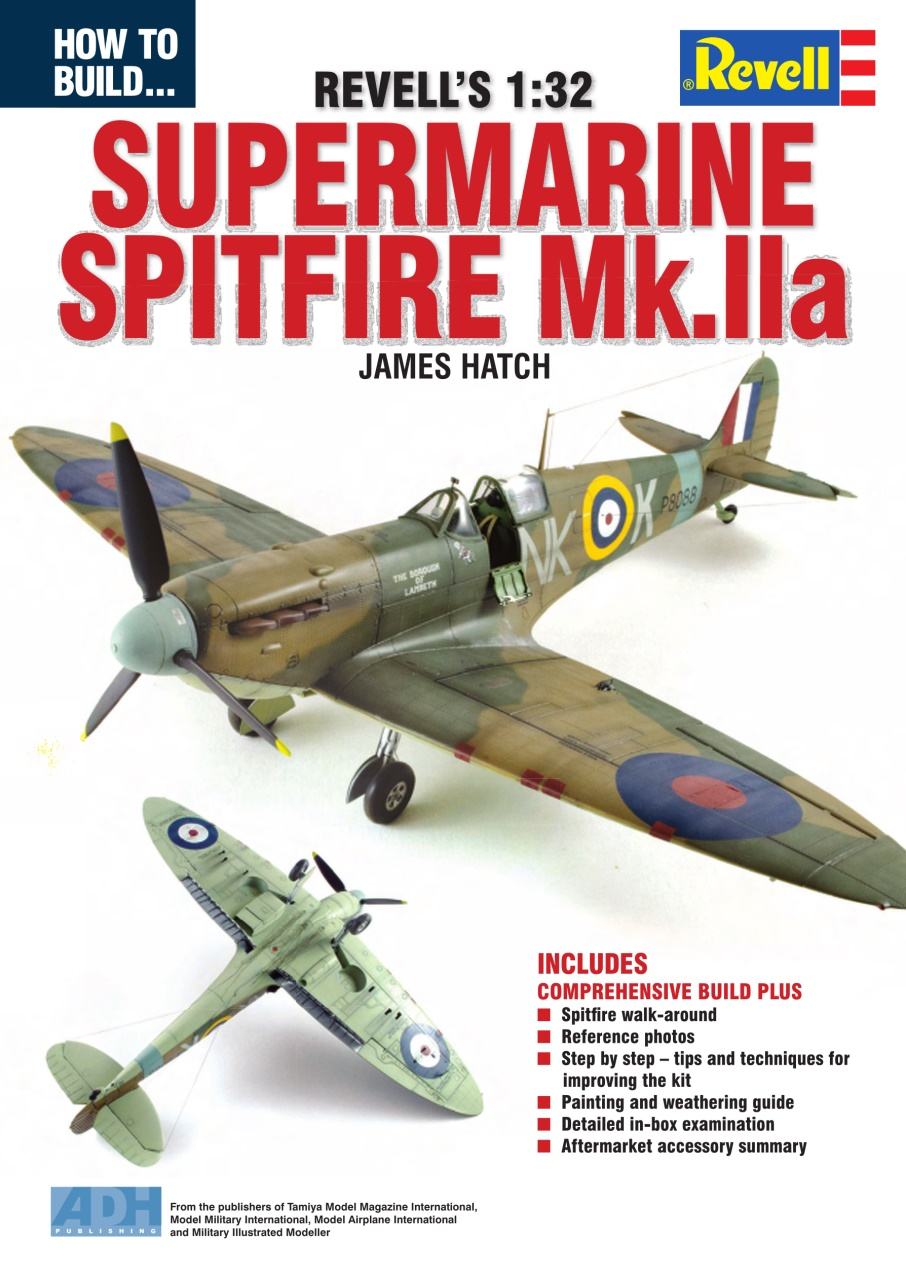 DooLittle Media, How to Build Revell's 1:32 Supermarine Spitfire Mk.lla