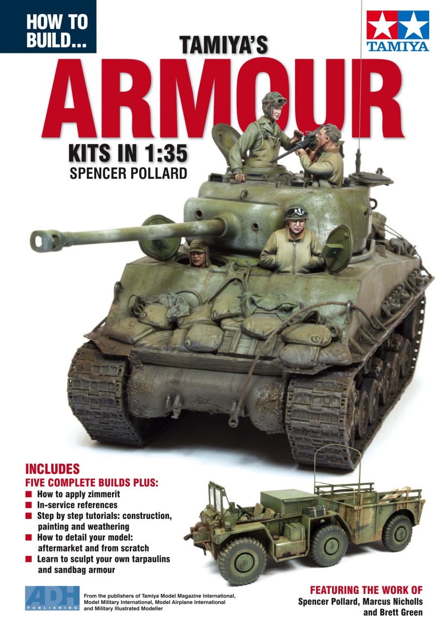 DooLittle Media, How to Build Tamiya's 1:35 Armour Kits